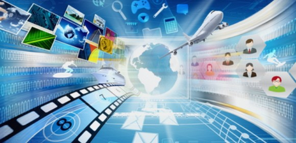 Internet Computer and multimedia sharing
